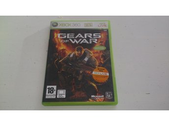 - Gears of War #REA# XBOX360 -