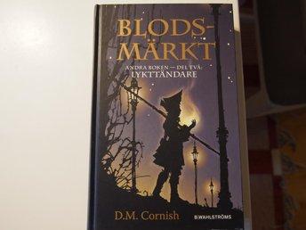 D.M Cornish Blodsmärkt Lykttändare Topp Skick - Gustafs - D.M Cornish Blodsmärkt Lykttändare Topp Skick - Gustafs