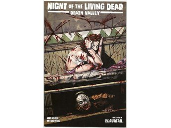 Night of The Living Dead: Death Valley # 2 NM Ny Import - Vikingstad - Night of The Living Dead: Death Valley # 2 NM Ny Import - Vikingstad