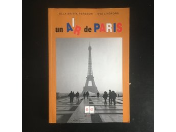 Un air de Paris (Lärobok i franska) - Norrköping - Un air de Paris (Lärobok i franska) - Norrköping
