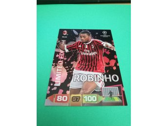 ROBINHO MILAN -LIMITED EDITION- CHAMPIONS LEAGUE 2011/2012 ULTRA RARE! - Angered - ROBINHO MILAN -LIMITED EDITION- CHAMPIONS LEAGUE 2011/2012 ULTRA RARE! - Angered