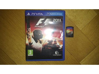 PlayStation Vita: F1 2011