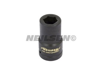 Impact Socket - 24mm 24mm Impact Socket 1 inch Drive for wrench air