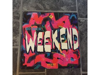 "DJ DICK - WEEKEND. (12"")"