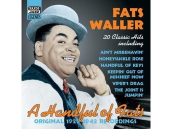Fats Waller - A Handful Of Fats Original 1929-1942 Recordings (CD, Album, Comp)