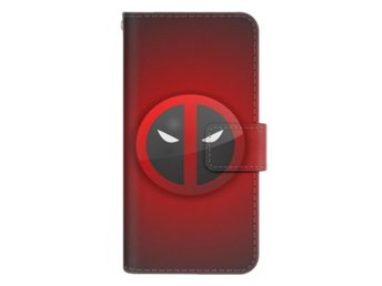 Samsung Galaxy S7 Plånboksfodral Deadpool Mark