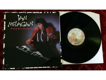 IAN McLAGAN Troublemaker New Barbarians Rare K Richards 1979