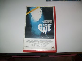 The Gate - VHS - F.D. HYRFILM