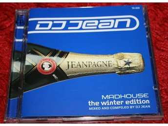 DJ Jean ? Madhouse: The Winter Edition | 1999 2xCD RARE