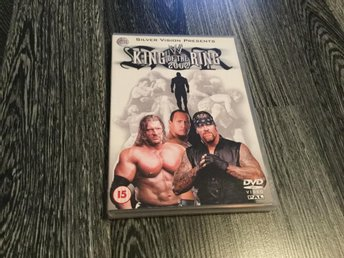 WWE King of the Ring 2002 (Mycket Bra Skick)(Wrestling)