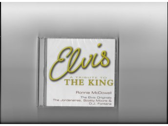 CD Elvis A Tribute To The King