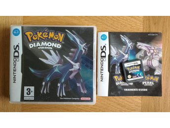 Nintendo DS: Pokemon Diamond Version