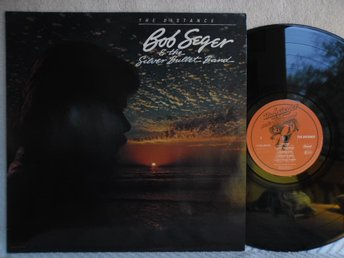 BOB SEGER & SILVER BULLET BAND - THE DISTANCE -1C 064-400150