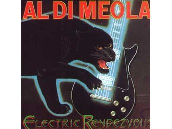 LP Al DiMeola  Electric Rendezvous