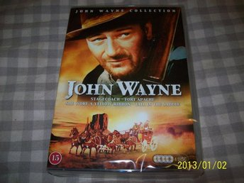 JOHN WAYNE COLLECTION - NY INPLASTAD