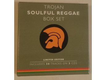 Trojan Soulful Reggae Box Set (3 CD)