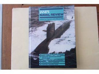 JANE´S NAVAL REVIEW Edited by Captain John Moore RN