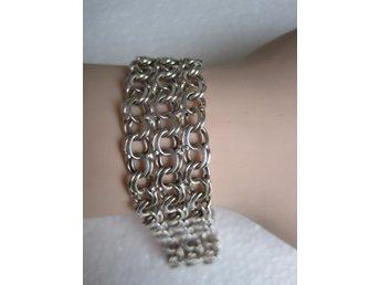 vackert silver armband 9ef1f9915e38a