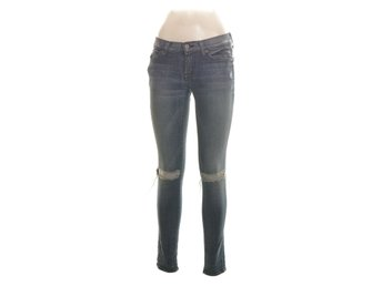 7 for All Mankind, Jeans, Strl: 25/31, gwenevere, Blå