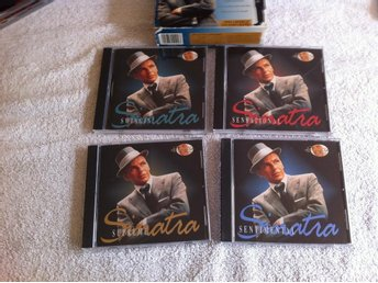 Frank Sinatra - The Sinatra Collection. 4 CD.