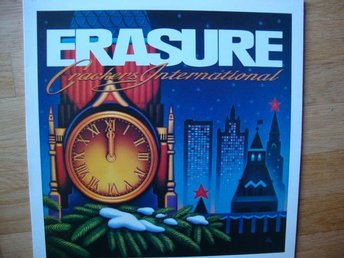 "ERASURE ""CRACKERS INTERNATIONAL""."