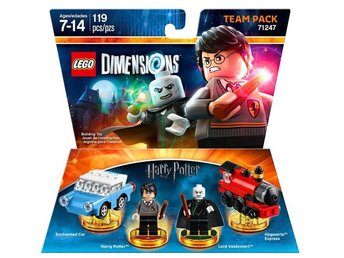 Lego Dimensions - Harry Potter (Team Pack)