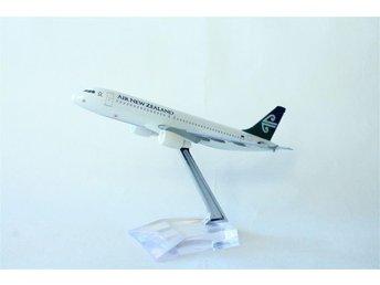 Air New Zealand Airbus 320 - Sollentuna - Air New Zealand Airbus 320 - Sollentuna