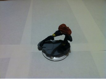 Wii: Infinity Black Widow