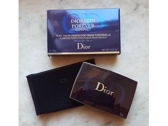 Dior: Diorskin Forever Compact Foundation Powder / Puder #010 Ivory. Nytt! - Stockholm - Dior: Diorskin Forever Compact Foundation Powder / Puder #010 Ivory. Nytt! - Stockholm