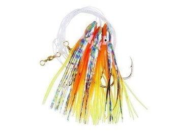 Nytt fiskedrag Häckla Octopus rig Orange Abalone - Mölndal - Nytt fiskedrag Häckla Octopus rig Orange Abalone - Mölndal