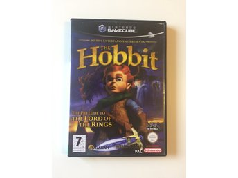 The Hobbit Nintendo gamecube.