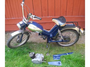 MCB Trapper moped
