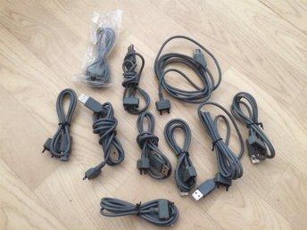 10ST USB LADDARE SONY ERICSSON Missa inte ! d9ea01ce1c4c0