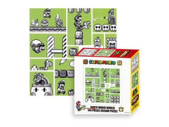 Super Mario Bros. 30th Anniversary Green Puzzle
