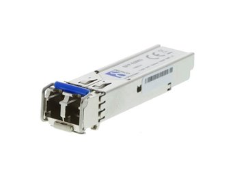 DELTACO SFP 1000Base-LX, LC, 1310nm, 10km, Single-Mode, Transceiver