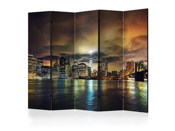 Rumsavdelare - New York Sky II Room Dividers 135x172