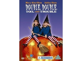 Double Double Toil & Trouble - Mary-Kate Olsen, Ashley Olsen - DVD