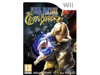 Final Fantasy Crystal Chronicles - Crystal Bearers Nintendo Wii