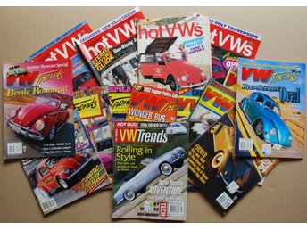Hot VWs - VW Trends Bubbla-tidningar