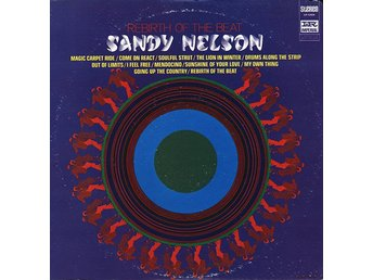 Rebirth of the beat  Sandy Nelson