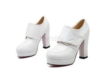 Dam Boots Short Boots Heeled Footwear 31-43 White 37