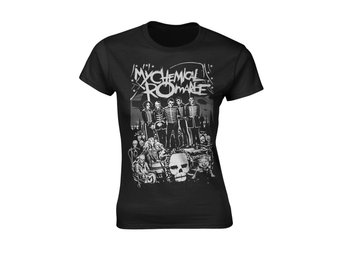 MY CHEMICAL ROMANCE DEAD PARADE T-Shirt, Kvinnor - Small