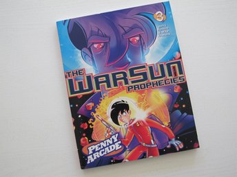 Penny Arcade – The Warsun Prophecies – Jerry Holkins – Comic Con – engelska