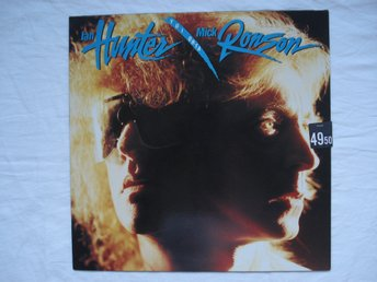 Ian Hunter & Mick Ronson - Yui Orta LP Rock