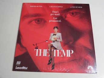 THE TEMP (Laserdisc) Timothy Hutton