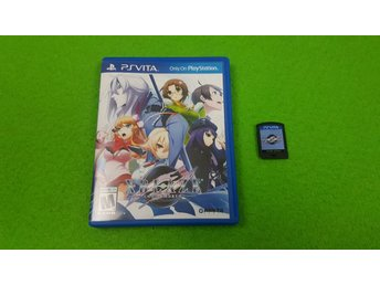 XBlaze Code:Embryo Playstation Vita ps