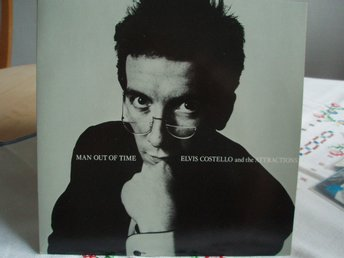 ELVIS COSTELLO Man out of time