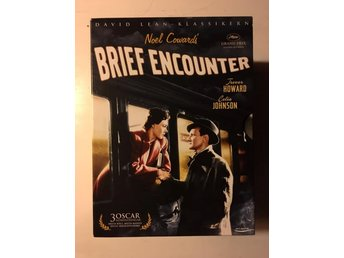 Brief encounter/Digipack/Trevor James/Celia Johnson