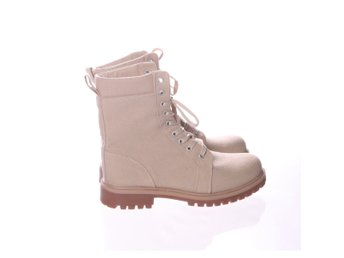NLY Shoes, Boots, Strl: 38, Beige