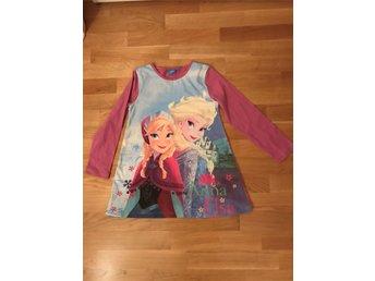 1 Ny Fin Frozen frost Elsa Anna klänning storle.. (343449615) ᐈ Köp på  Tradera 66bbd9e16abba